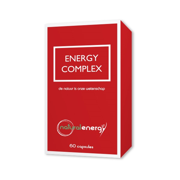 Image of Natural Energy Energy Complex 60 Capsules