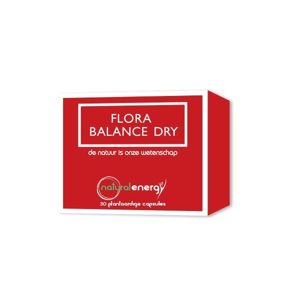 Image of Natural Energy Flora Balance Dry 30 V-Capsules