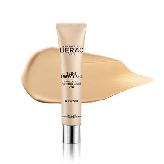 Image of Lierac Teint Perfect Skin Perfectionerende Verhelderende Fluid SPF20 Nude Beige 30ml