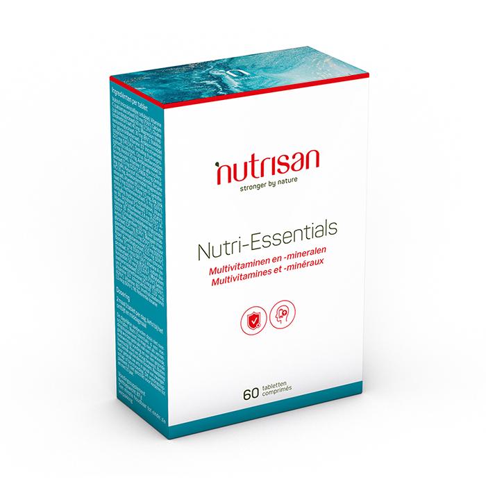 Image of Nutrisan Nutri-Essentials 60 Tabletten