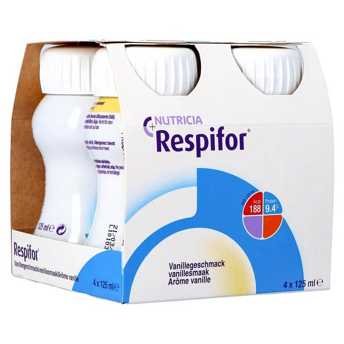 Image of Respifor Vanille 4x125ml