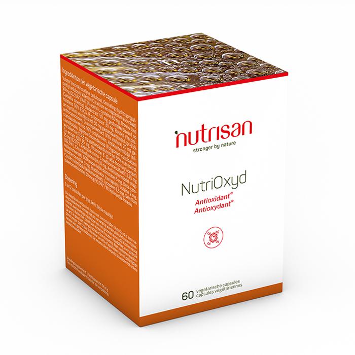 Image of Nutrisan NutriOxyd 60 Capsules