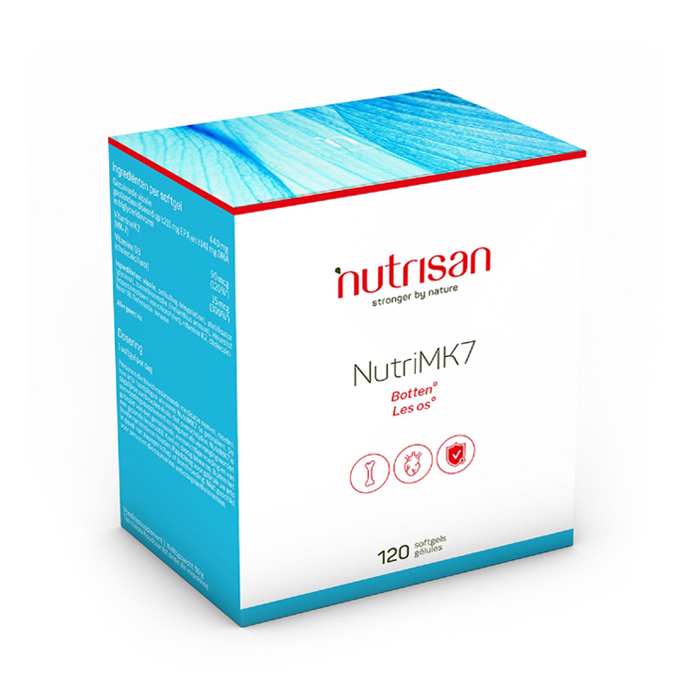 Image of Nutrisan NutriMk7 120 Softgels
