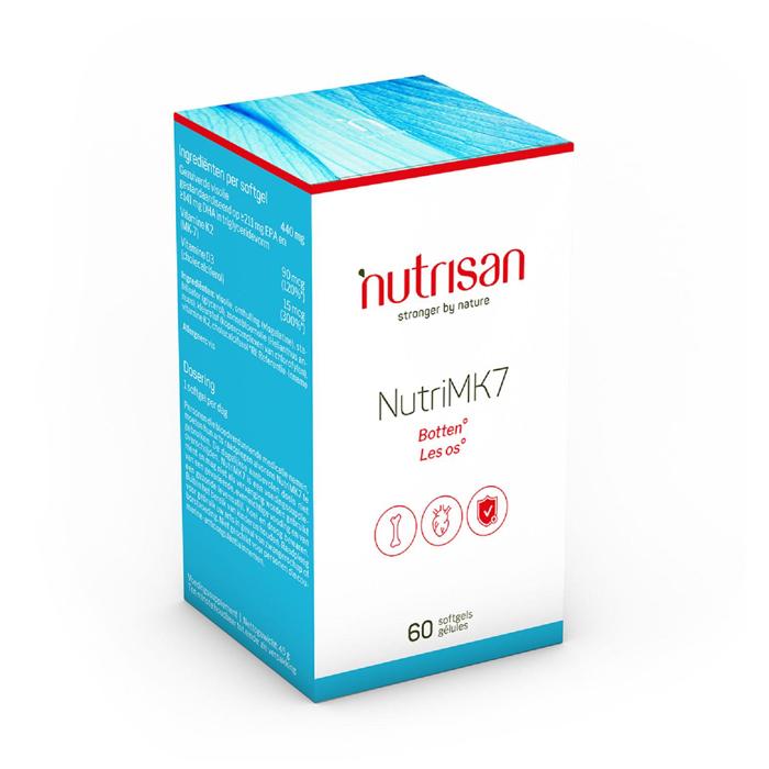 Image of Nutrisan NutriMk7 60 Softgels