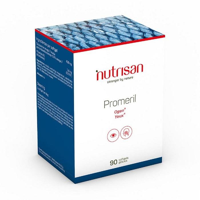 Image of Nutrisan Promeril Ogen 90 Softgels