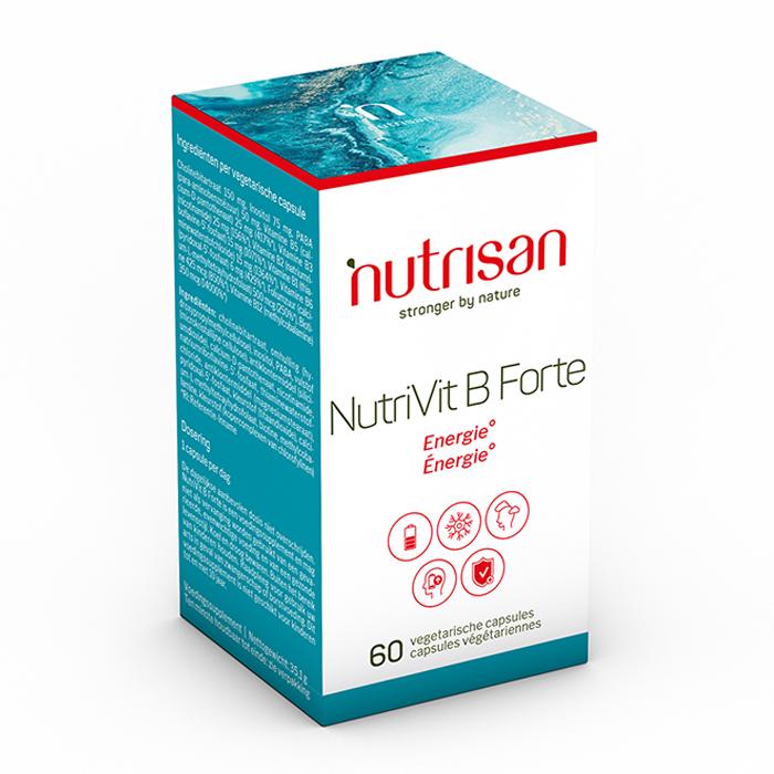 Image of NutriVit B Forte Energie 60 V-Capsules