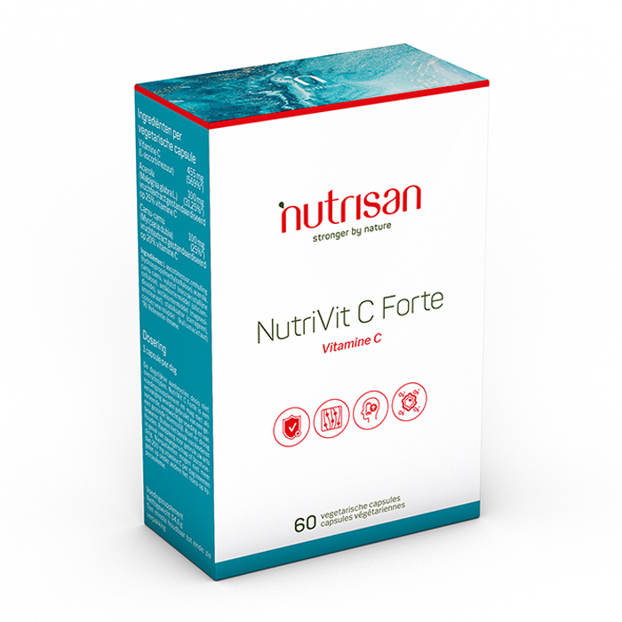 Image of Nutrisan NutriVit C Forte 60 Capsules