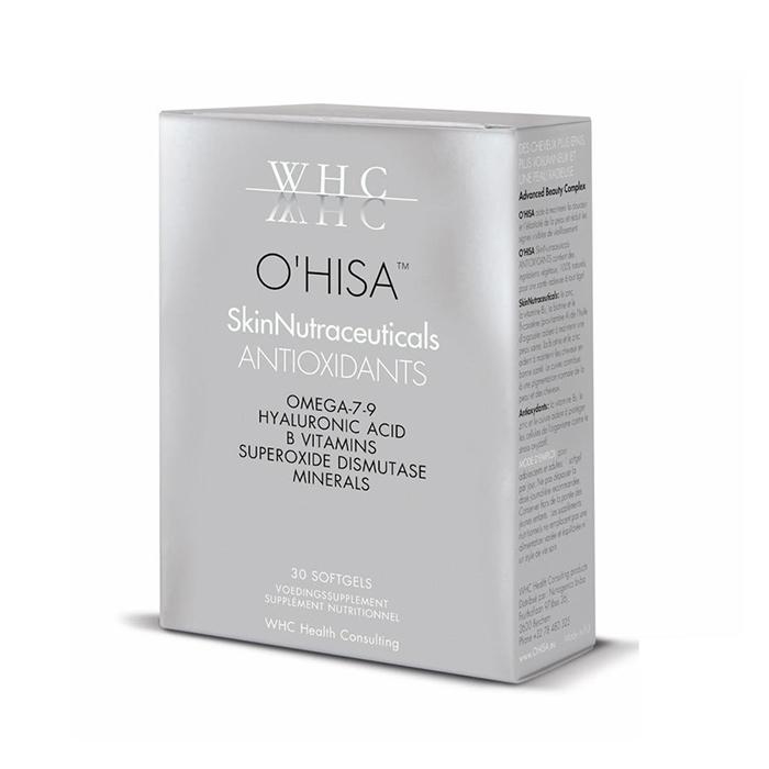 Image of O'hisa SkinNutraceuticals Anti-Oxidants 30 Softgels