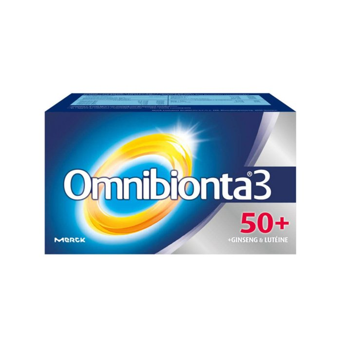 Image of Omnibionta3 50+ 90 Tabletten