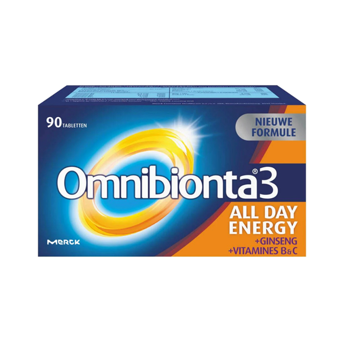 Image of Omnibionta3 All Day Energy 90 Tabletten