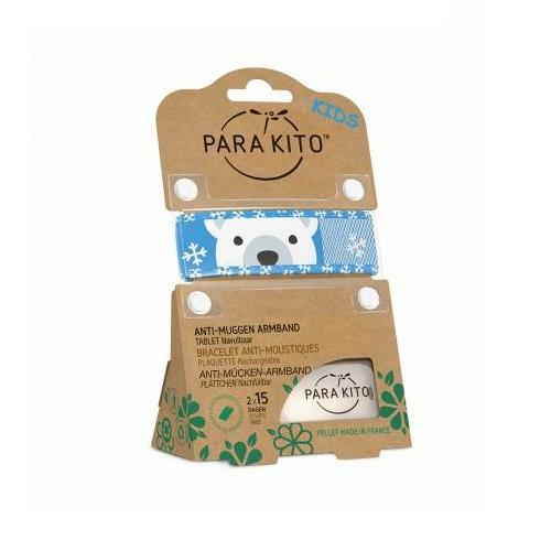 Image of Para'kito Kids Polar Beer Armband + 2 Vullingen