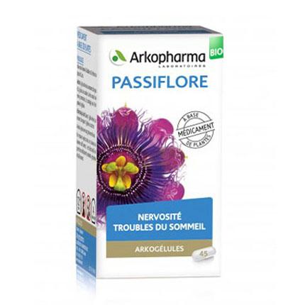 Image of Arkocaps Passiebloem Bio Slaap 45 Capsules