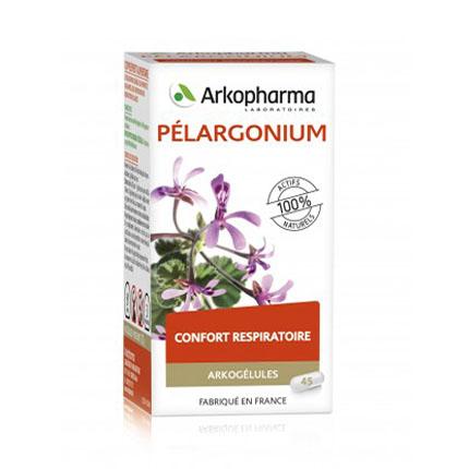 Image of Arkocaps Pelargonium Luchtwegen 45 Capsules