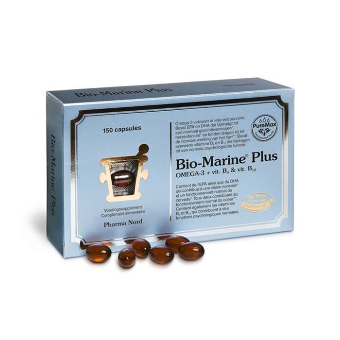 Image of Pharma Nord Bio-Marine Plus 150 Capsules