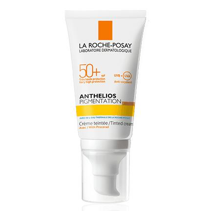 Image of La Roche Posay Anthelios Zonnebrandcrème Pigmentatie SPF50+ 50ml
