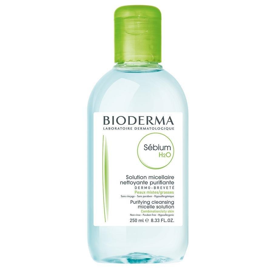 Image of Bioderma Sebium H2O Micellaire Oplossing Vette Huid 250ml