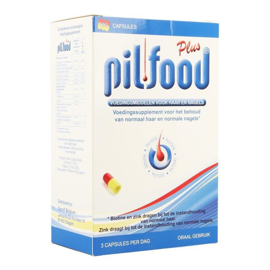Image of Pilfood Plus 180 Capsules