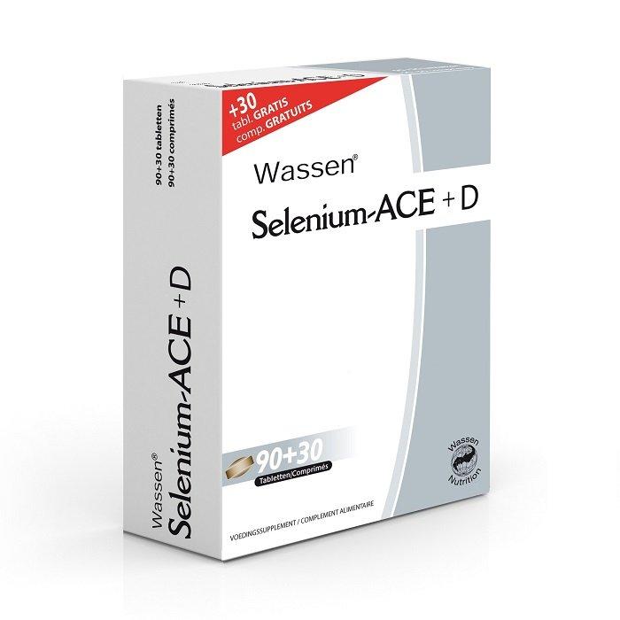Image of Selenium ACE + D Promo 90+30 Tabletten Gratis