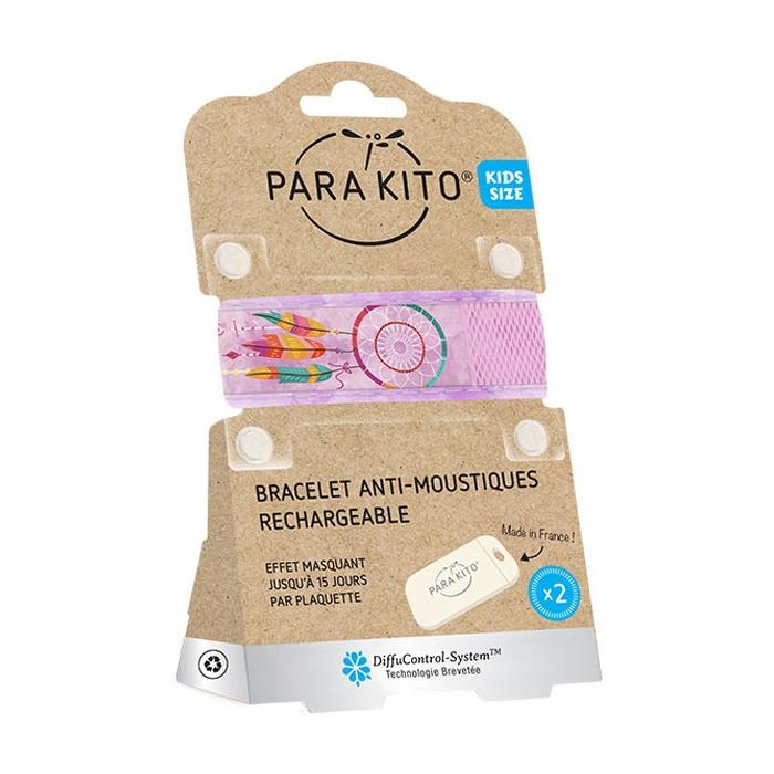 Image of Para'kito Kids/ Teens Anti-Muggen Armband Feather + 2 Navullingen