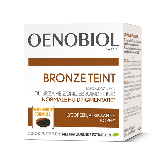 Image of Oenobiol Bronze Teint 30 Capsules