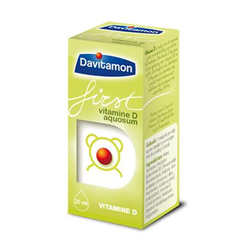 Image of Davitamon First Vitamine D Aquosum 25ml