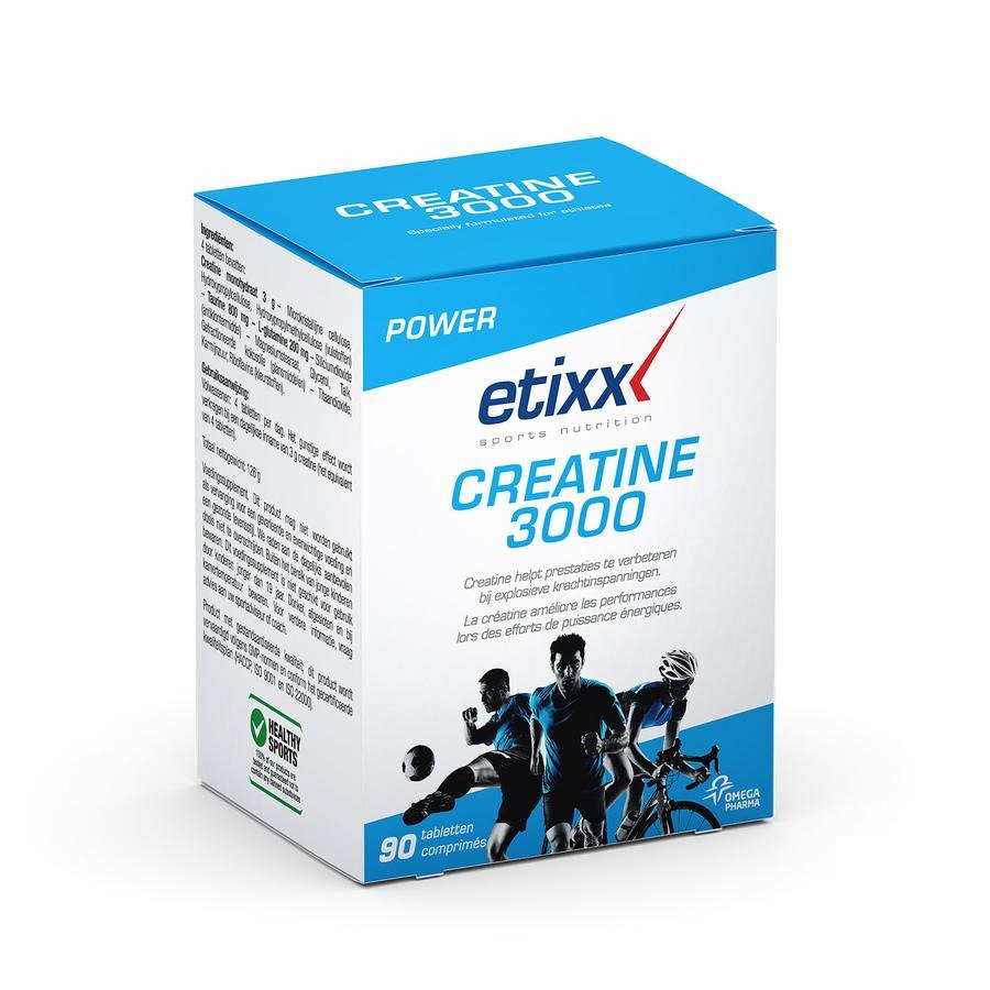 Image of Etixx Creatine 3000 90 Tabletten