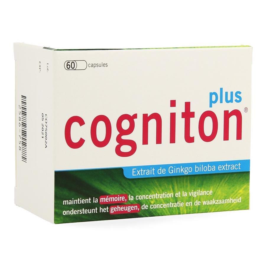 Image of Cogniton Plus 60 Capsules