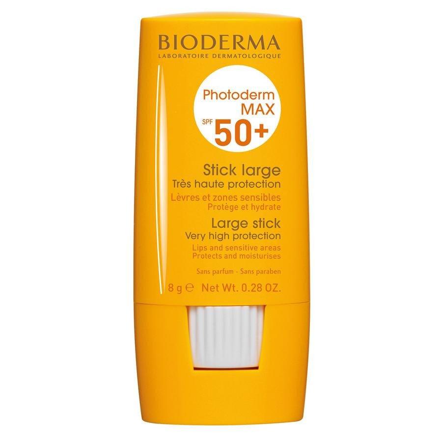 Image of Bioderma Photoderm Max SPF50+ Stick Gevoelige Zones 8g