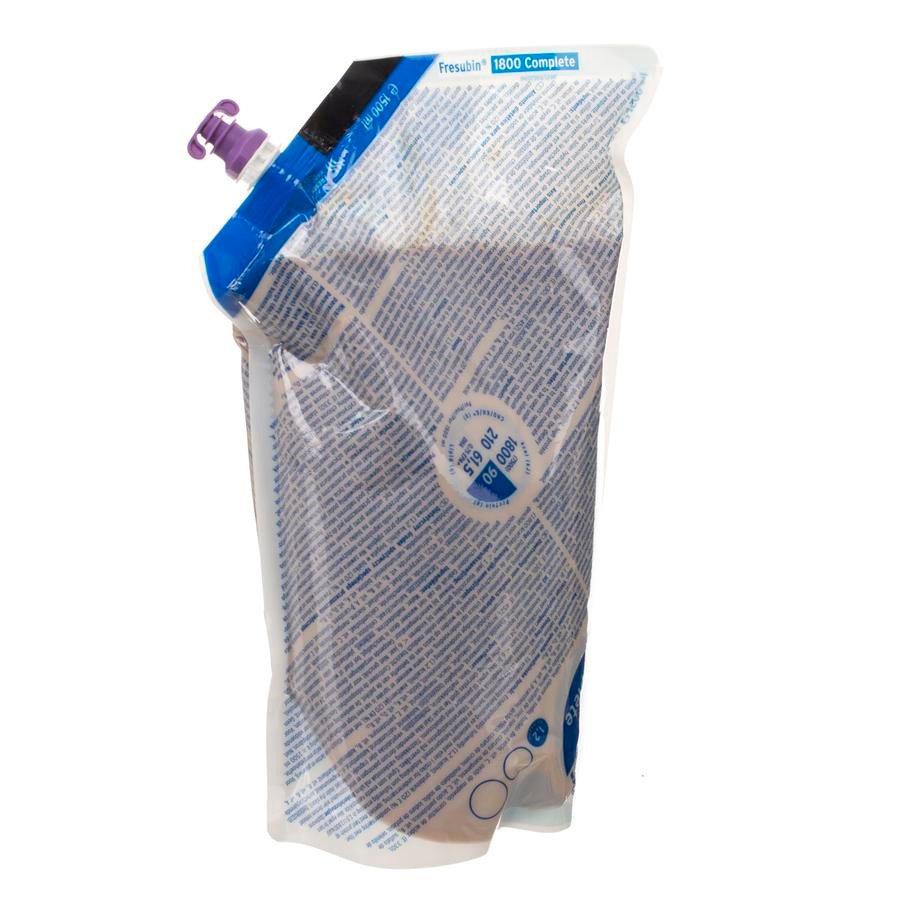 Image of Fresubin 1800 Complete Easybag 1500ml