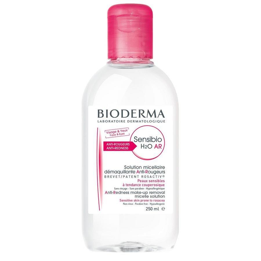 Image of Bioderma Sensibio AR H2O Micellaire Oplossing Ontschminker 250ml