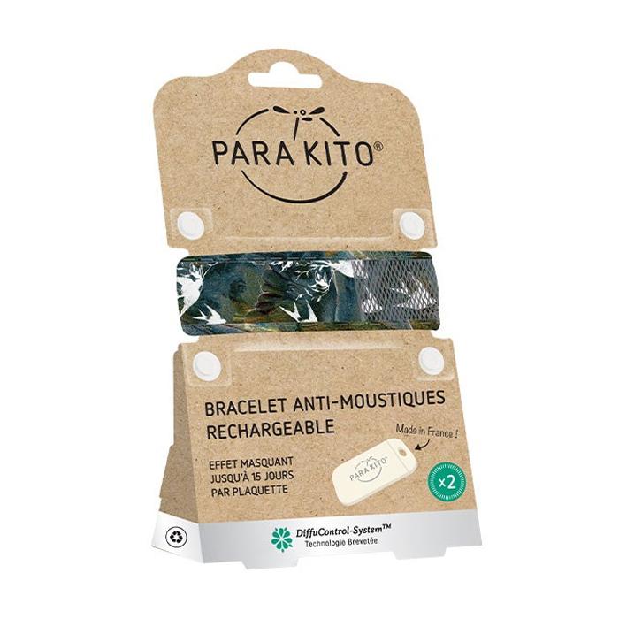 Image of Para'kito Anti-Muggen Armband Stormy + 2 Navullingen