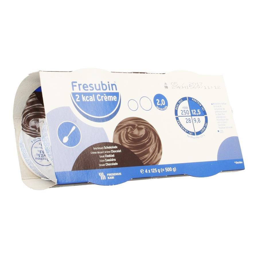 Image of Fresubin 2kcal Creme Chocolade 4x125g