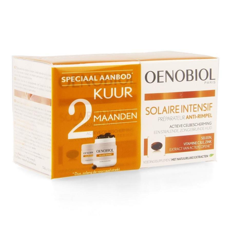Image of Oenobiol Zon Intensief Anti-Rimpel 60 Capsules