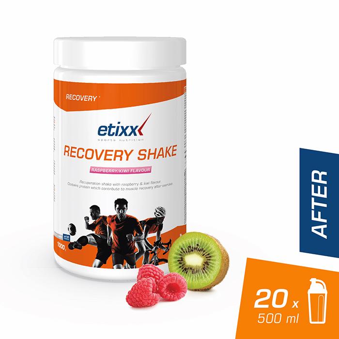 Image of Etixx Recovery Shake Framboos/ Kiwi 1kg