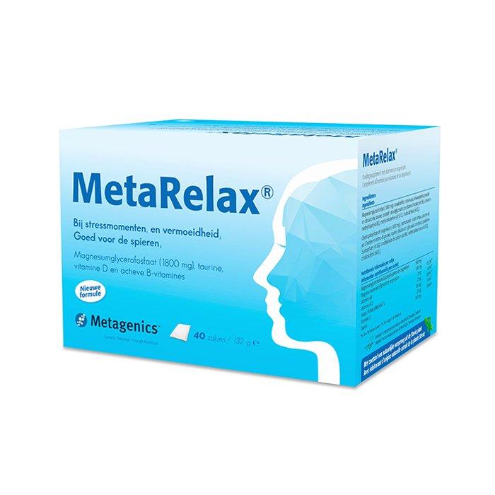 Image of MetaRelax 40 Zakjes