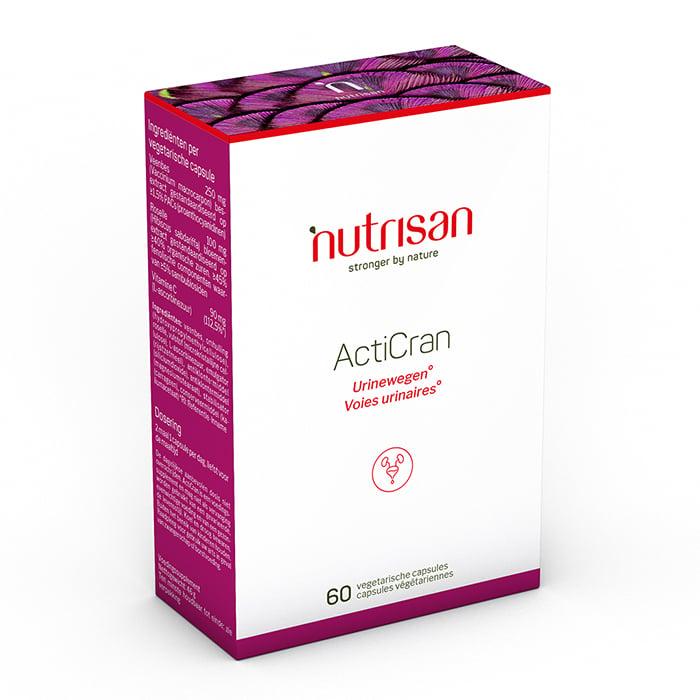 Image of Nutrisan Acticran 60 Capsules
