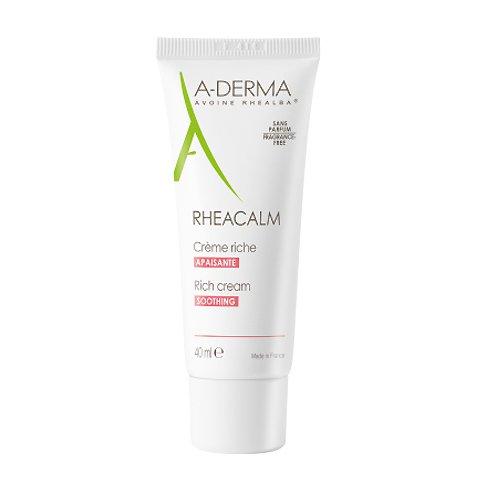 Image of A-Derma Rheacalm Rijke Kalmerende Crème 40ml