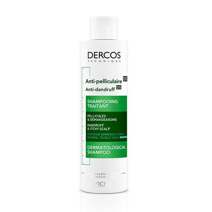Image of Vichy Dercos Anti-Roos DS Shampoo Normaal/Vet Haar 200ml