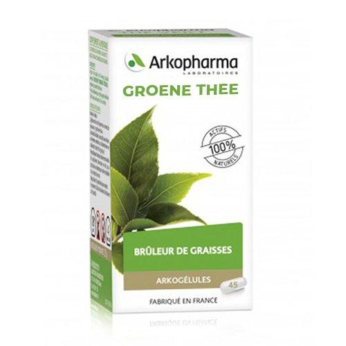 Image of Arkocaps Groene Thee Afslanken 40 Capsules
