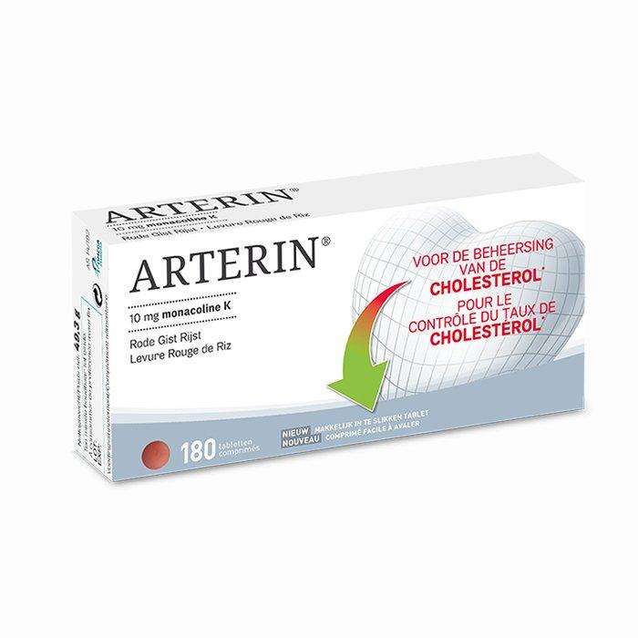 Image of Arterin 180 Tabletten