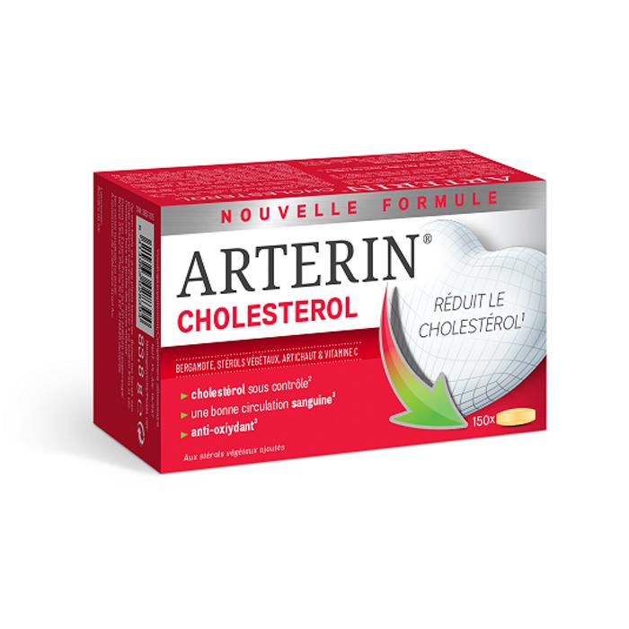 Image of Arterin Cholesterol 150 Tabletten