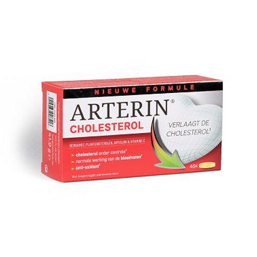 Image of Arterin Cholesterol 45 Tabletten