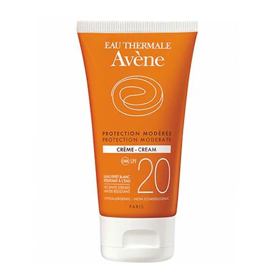 Image of Avène Zon Crème SPF20 50ml