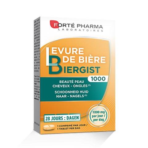 Image of Forté Pharma Biergist 1000 28 Tabletten