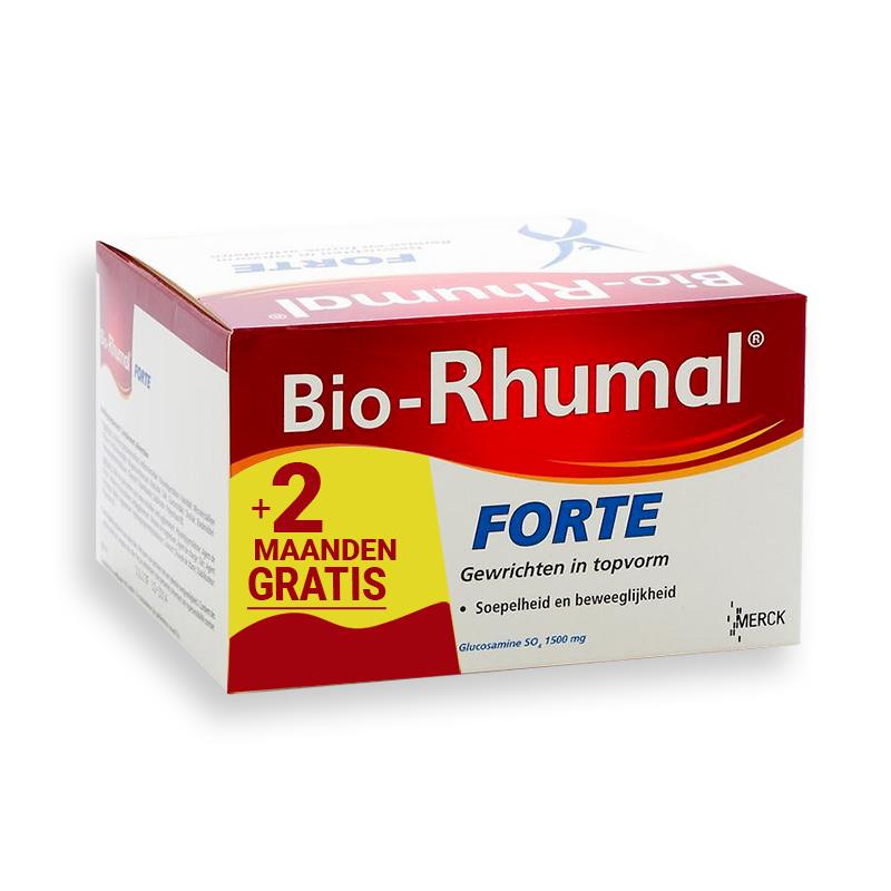 Image of Bio Rhumal Forte 210 + 60 Tabletten Gratis PROMO PACK