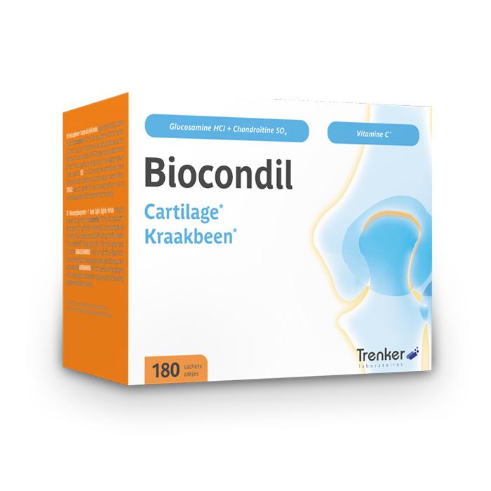Image of Biocondil 180 Zakjes