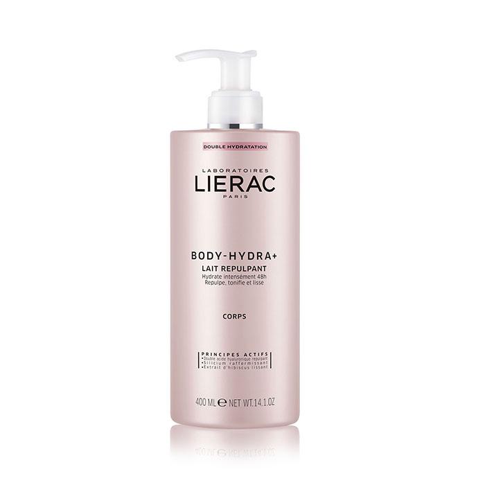 Image of Lierac Body Hydra+ Dubbele Hydratatie Verstevigende Melk 400ml