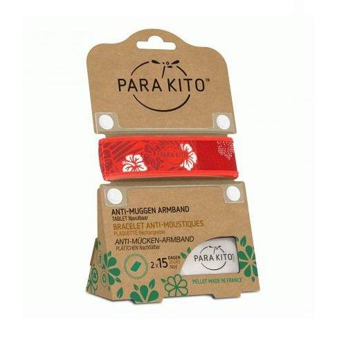 Image of Para'kito Anti-Muggen Armband Hawaï + 2 Navullingen