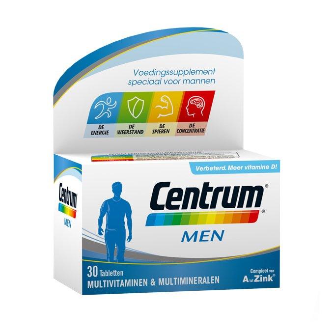 Image of Centrum Men 30 Tabletten