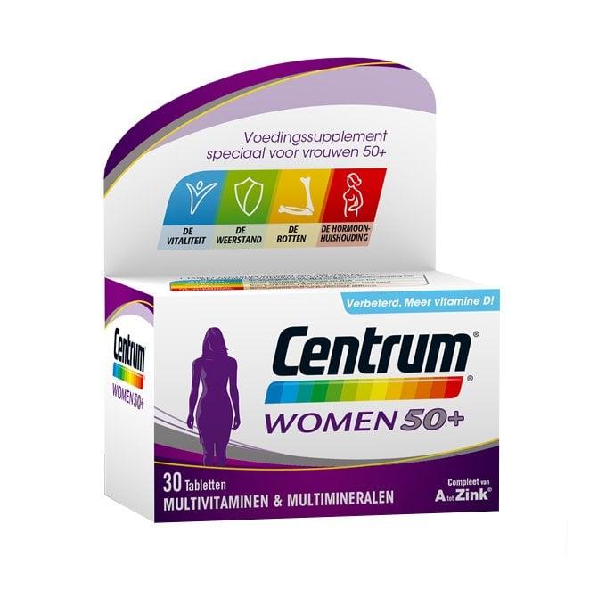Image of Centrum Women 50+ 30 Tabletten